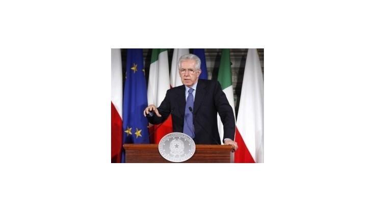 Taliansky premiér chce pre korupciu vo futbale zastaviť Serie A