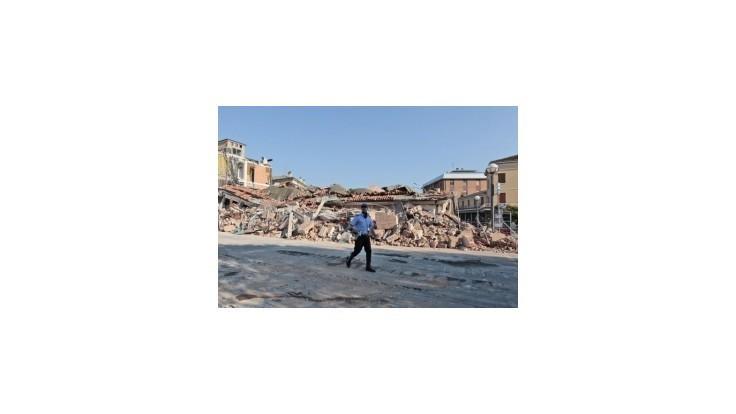 Sever Talianska sa spamätáva z ničivého zemetrasenia
