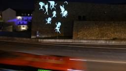 Bratislavu zaplavilo umenie, Biela noc pritiahla do ulíc tisícky ľudí
