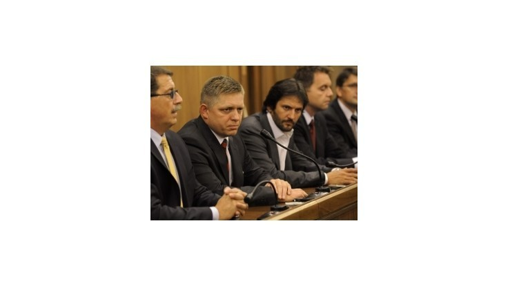 Smer-SD pomôže koalícii odvolať R. Sulíka z postu predsedu NR SR