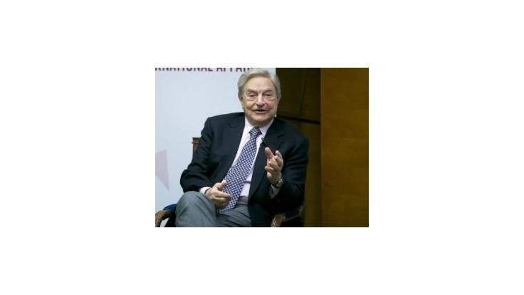 Soros: Európa má na záchranu eura tri mesiace