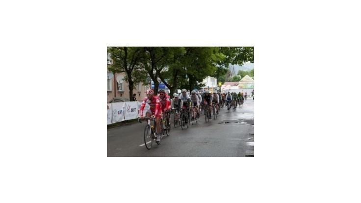 Víťazom úvodnej etapy Okolo Slovenska sa stal Talian Rossi