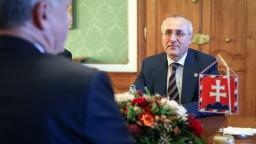 Advokáti sa stretli s prezidentom, rokovali o ústavných sudcoch
