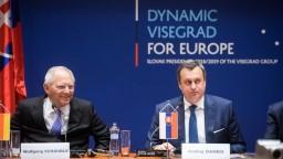 V Bratislave sa zišli šéfovia parlamentov, hovorili i o budúcnosti EÚ