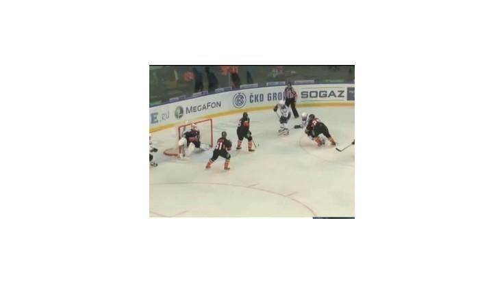 KHL: HC Lev - Jugra 1:3