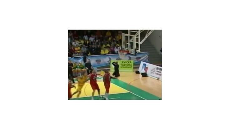 Basketbalisti Levíc zdolali Levharti Chomutov 91:84