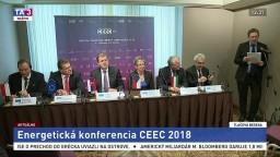 Brífing predstaviteľov V4 po energetickej konferencii CEEC