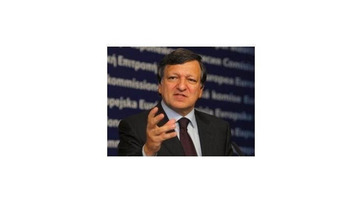 Barroso ocenil súhlas slovenského parlamentu s posilnením eurovalu