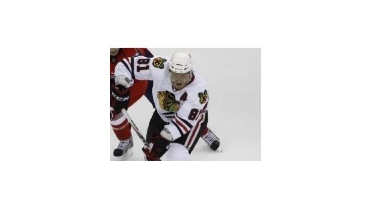 NHL: Prvý viacbodový zápas pre Hossu v sezóne