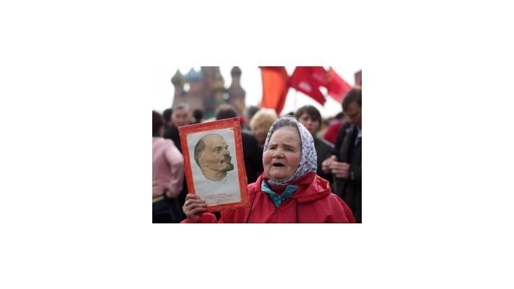 Ruský minister kultúry chce pochovať Lenina