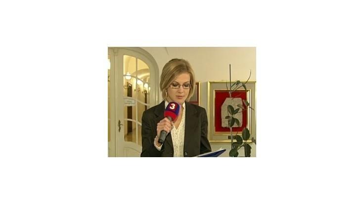 Prezident sa stretne s Ivetou Radičovou