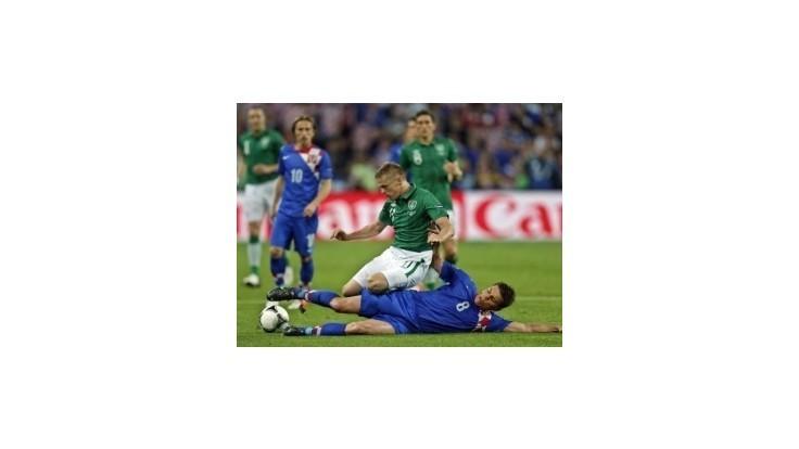 Chorváti zdolali Írov