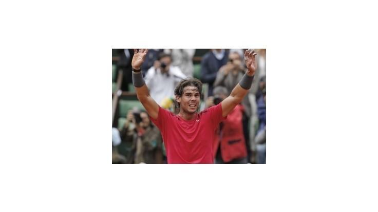 Nadal prekonal Borga, v Paríži získal rekordný 7. titul