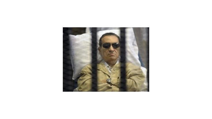 Zdravotný stav 84-ročného Mubaraka sa zhoršil