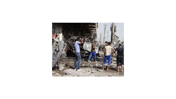 Bomby zabili v Bagdade a na juhu Iraku najmenej 44 ľudí