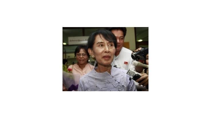 Su Ťij vycestovala na európske turné, prvou zastávkou je Ženeva