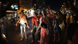 Ľudia oslavovali v uliciach, KDR má po rokoch nového prezidenta