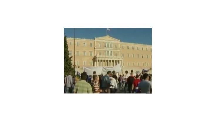 Doprava v Aténach je pre štrajk už druhý deň paralyzovaná