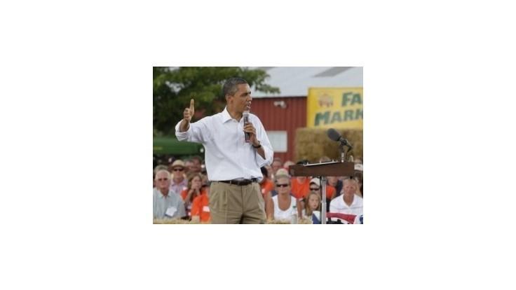 Obama: Romney zbedačí strednú triedu, myslí len na bohatých