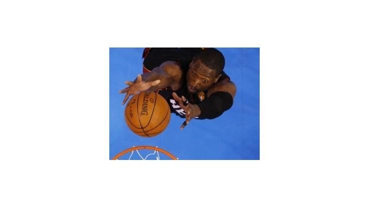 Miami vďaka výbornému úvodu vyrovnalo stav finálovej série NBA