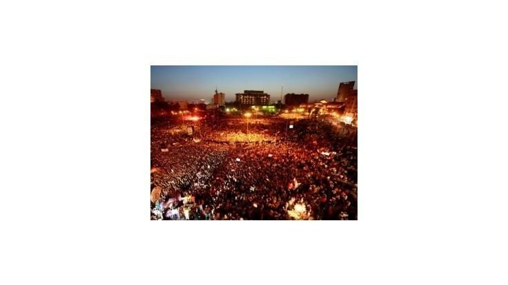 Podvody pri voľbách vyvolajú revolúciu, hrozí Moslimské bratstvo