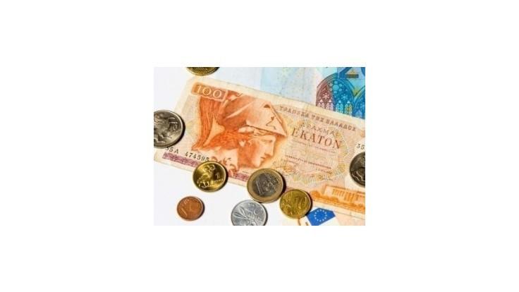 Gréci tvrdo pocítia prípadný návrat k drachme