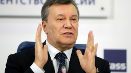Vinný z vlastizrady, rozhodol ukrajinský súd o Janukovyčovi