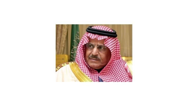 Zomrel saudskoarabský korunný princ Nájif
