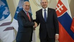 TB P. Pellegriniho a J. A. Gurriu o správe OECD o Slovensku