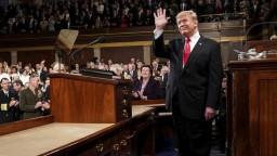 Trump predniesol očakávaný prejav, vyzval na jednotu a veľkosť