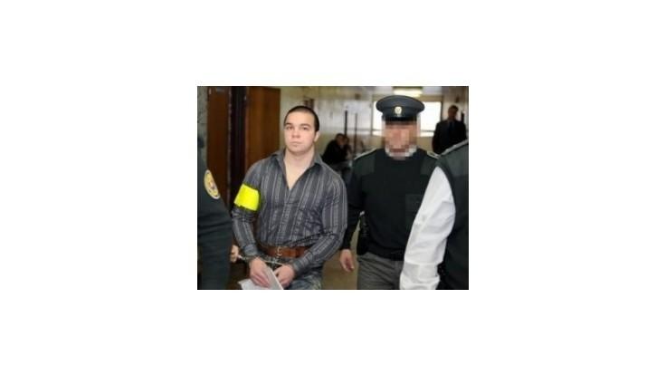 Zápasník Stoklas dostal za usmrtenie prostitútky tri roky