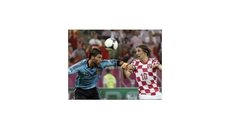 Španieli zdolali Chorvátov, postupujú do štvrťfinále ako víťaz skupiny