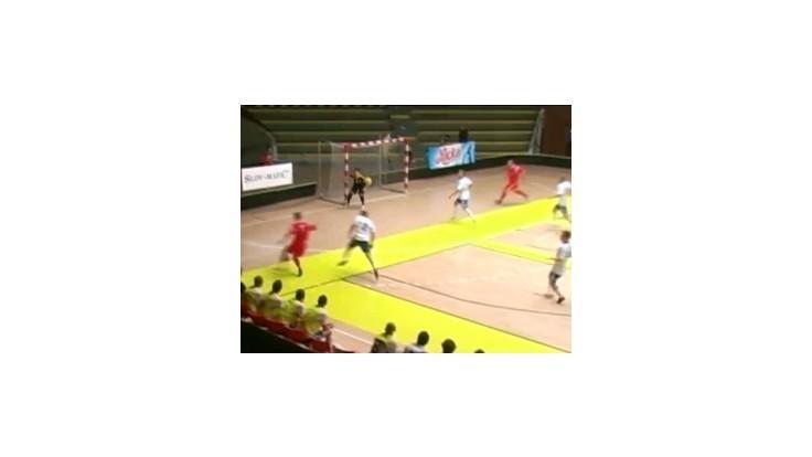 Futsalisti Slovenska remizovali s Fínskom 1:1