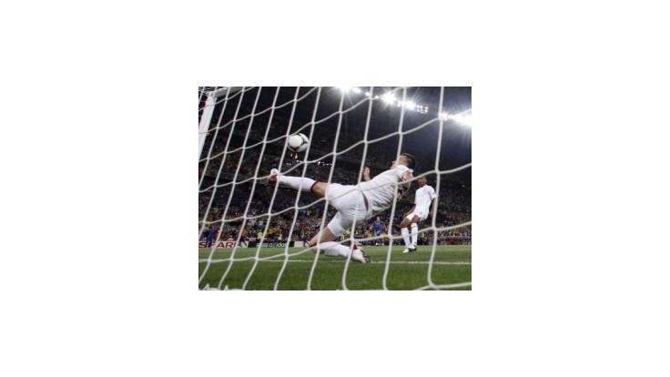 Anglicko zdolalo Ukrajinu, rozhodca obral domácich o jasný gól