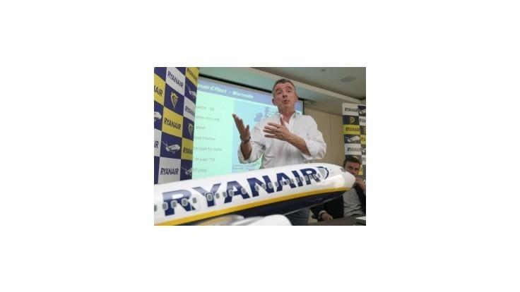 Ryanair podal novú ponuku na prevzatie konkurenčnej firmy Aer Lingus