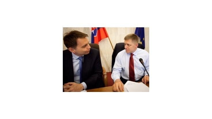Vláda vymenila riaditeľov, zastavila privatizáciu a urýchlila euroval