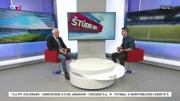 HOSŤ V ŠTÚDIU: Bývalý tréner D. Galis o návrate Slovana na Tehelné pole