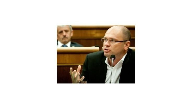 Sulík: Parlament poslal krajinu do ekonomického nevoľníctva