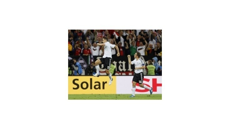 Nemci strelili Grékom štyri góly a sú v semifinále