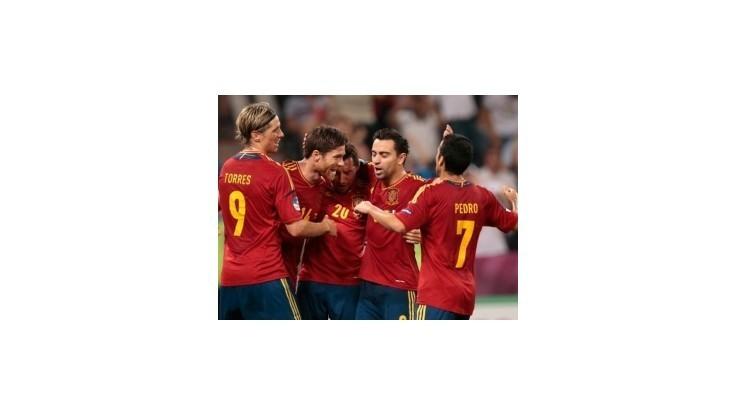Španieli prvýkrát na veľkom turnaji zdolali Francúzov