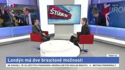 ŠTÚDIO TA3: Analytik M. Reguli o brexitovej dohode