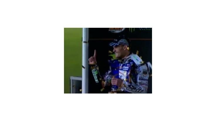 Vaculík pri premiére vyhral GP Speedway na plochej dráhe