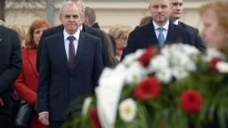 Banská Bystrica oslávila výročie, od oslobodenia ubehlo 74 rokov