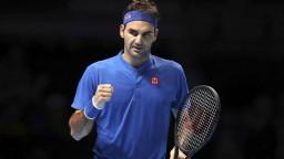 Federer a Tsitsipas zdolali súperov v Miami. Idú ďalej