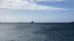 Prvý čin pirátstva. Migranti uniesli loď, ktorá ich zachránila