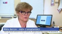 Primárka E. Goncalvesová o transplantácii srdca