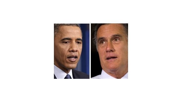 Obama vedie v kľúčových štátoch, Romney vyhral predposledné primárky