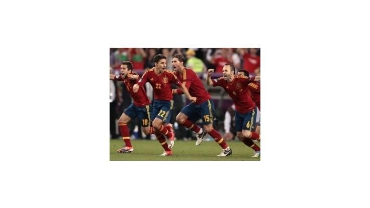 Španielsko prvým finalistom, zdolalo Portugalsko v rozstrele