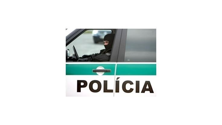 Na bratislavskej policajnej akadémii zasahovali policajti