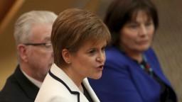 Briti môžu stratiť Škótsko, to chce opäť hlasovať o nezávislosti